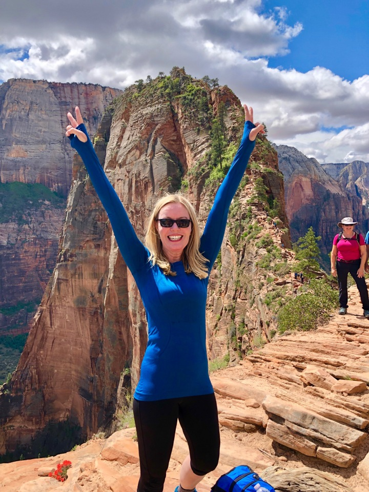 Angels Landing & Facing Fears
